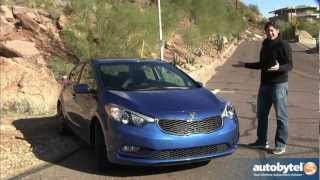 2014 Kia Forte Sedan Test Drive&Car Video Review