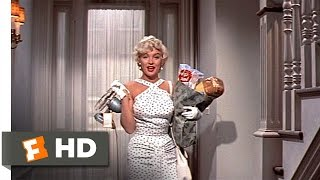 Nonton The Seven Year Itch (1/5) Movie CLIP - New Neighbor (1955) HD Film Subtitle Indonesia Streaming Movie Download