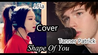 Video Ed Sheeran - Shape Of You Lyric ( guitar)  || [ Cover Tanner Patrick Ft J.Fla ] || [ VietSup ] MP3, 3GP, MP4, WEBM, AVI, FLV Agustus 2018