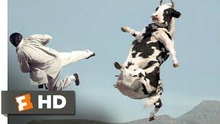 Video Kung Pow: Enter the Fist (4/5) Movie CLIP - Cow Fight (2002) HD MP3, 3GP, MP4, WEBM, AVI, FLV Agustus 2018