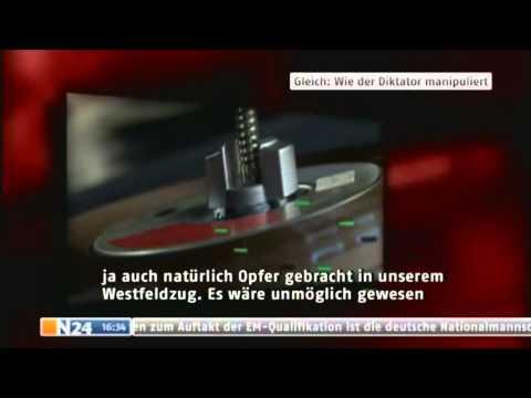 Das Hitler-Tonband (geheime, nicht genehmigte Aufnahmen ...