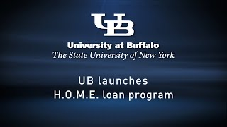 Home ownership by UB employees will help stabilize, revitalize and improve the quality of life in South Campus neighborhoods.