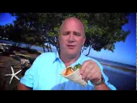 Florida Keys Reel Seafood Recipe, Lobster Tacos
