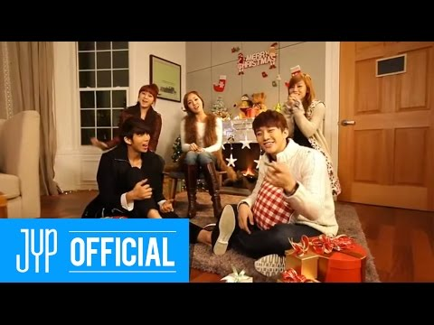 JYP - [M/V JYP Nation] This Christmas.