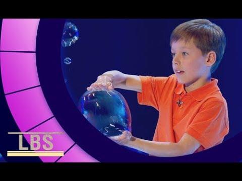 Meet Amazing Child Bubble Artist Felix | Little Big Shots Aus Season 2 Episode 1
