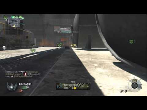 xJawz- Black Ops: 42-3 Live Commentary - Domination on Radiation