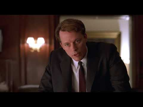 Thirteen Days Dobrynin - Robert Kennedy Negotiation Scene