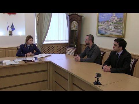 Прокурор Республики Крым Наталья Поклонская в программе «Под защитой закона»