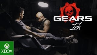 Gears of War 4 Tattoos Look Amazing