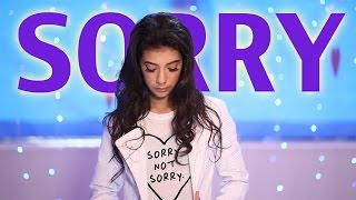 "Video Justin Bieber ""Sorry"" - Cover by Giselle Torres MP3, 3GP, MP4, WEBM, AVI, FLV Juni 2018"