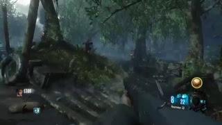 Black Ops 3 Zombies:Shi No Numa World Record Attempt