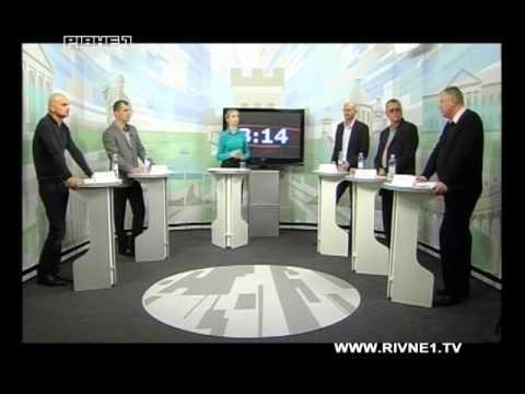 """""""Теледебати"""": Зінич, Сачевчич, Алексійчук, Пінчук, Ковалець"""