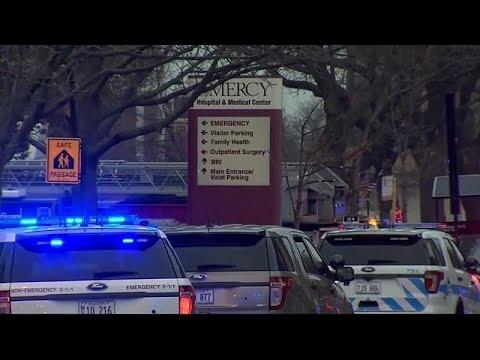 Τέσσερις νεκροί από πυρά ενόπλου σε νοσοκομείο στο Σικάγο …