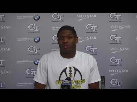 Video: #GTSpring18 - Jaquan Henderson (April 11)