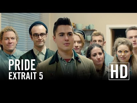 Pride (2014) (Clip 5 'LGSM Meets the Miners')