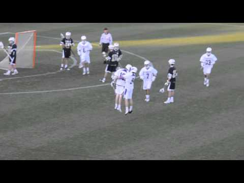 Boys Lacrosse WCAC Championship Gonzaga vs. Paul VI 5/13/2013
