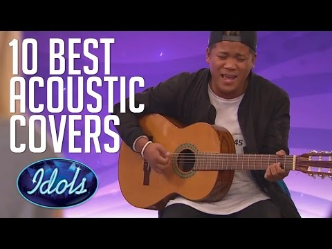 TOP 10 BEST Acoustic Auditions | Covers From Around The World | Idols Global (видео)