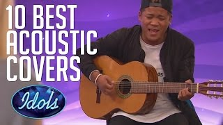 Video TOP 10 BEST Acoustic Auditions | Covers From Around The World | Idols Global MP3, 3GP, MP4, WEBM, AVI, FLV Maret 2018