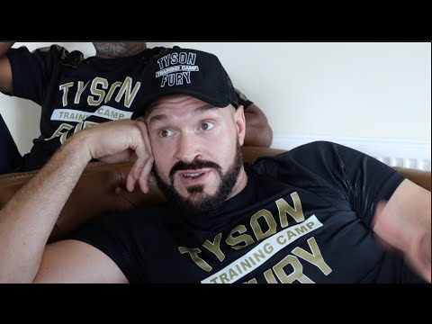 TYSON FURY BRUTALLY HONEST! - QUESTIONS AJ & HEARN, WILDER, TOO SOON FOR WHYTE, RACISM, LISTS TOP 6
