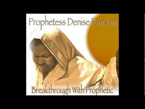 Breakthrough With Prophetic Intercession: Praying For Prophetic Watchmen