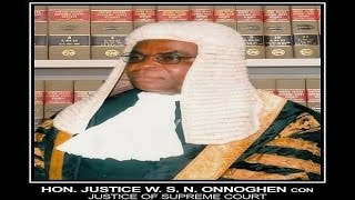 CJN Confirmation screening: Senate Q&A with Onnoghen