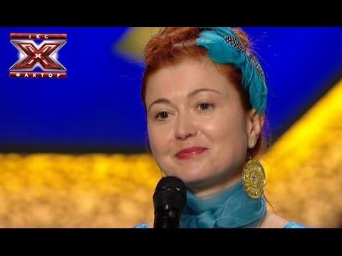 Попова Оксана - Прованс - Елка - Х-Фактор 5 - Кастинг во Львове - 13.09.2014