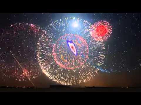 i fuochi d'artificio più belli del mondo