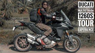 6. Ducati Multistrada 1260 S | Trip to Bangladesh Border | Superbike squad | RWR