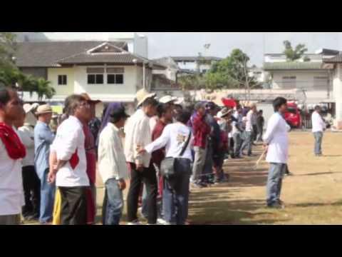 เจาะสนามนก - รายการเจาะสนามนก ออนทีวี ตอนงานแข่งขันศึกการกุศล เพื่อทุนการศึกษาเด็กนักเรียน ของ ปุ๊...