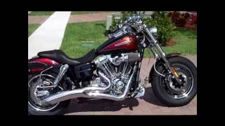 7. Harley-Davidson Dyna Fat Bob 2009 Hot Wire Classifieds Successful Redefined.