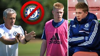 Why Jose Mourinho Forced Kevin De Bruyne To LEAVE Chelsea! by Football Daily
