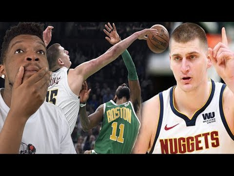 HAVE I CURSED ALL MY TEAMS!?! CELTICS vs DENVER HIGHLIGHTS