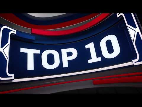 Video: NBA Top 10 Plays of the Night | January 8, 2019