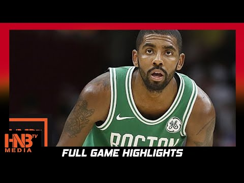 Boston Celtics vs Oklahoma City Thunder Full Game Highlights / Week 3 / 2017 NBA Season