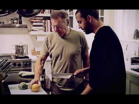 "Harrison Ford ""Get the Fuck outa my house"" - Magician David Blaine"