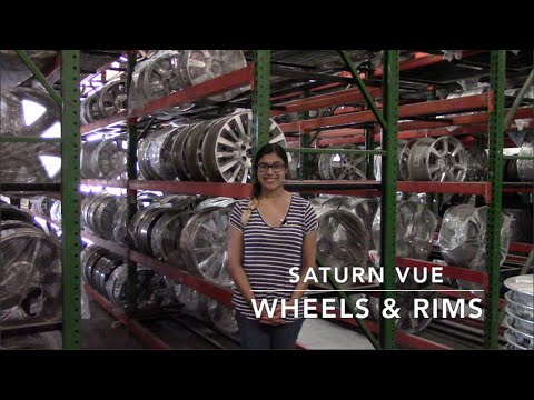 Factory Original Saturn Vue Wheels & Saturn Vue Rims – OriginalWheels.com