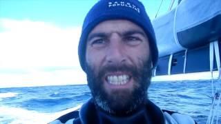 51 jours de mer, 21 jours en tête et rien de joué