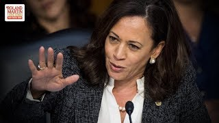Kamala Harris Calls For A Probe Into The Sexual Assault Allegations Made Against Justin Fairfax