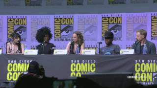 Highlights from the Dirk Gently's Holistic Detective Agency panel at San Diego Comic-Con 2017.Dirk Gently's Holistic Detective Agency returns to BBC America THIS FALL for a new case!Subscribe now: http://bit.ly/1aP6Fo9Twitter: http://twitter.com/dirkgentlybbcaFacebook: http://www.facebook.com/dirkgentlybbcaInstagram: http://instagram.com/dirkgentlybbcaSnapchat: http://snapchat.com/add/bbcamerica_tvTumblr: http://bbcamerica.tumblr.comLEARN MORE: http://www.bbcamerica.com/shows/dirk-gentlys-holistic-detective-agency