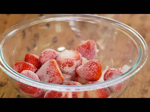 Strawberries in Syrup | Everyday Gourmet S7 E81