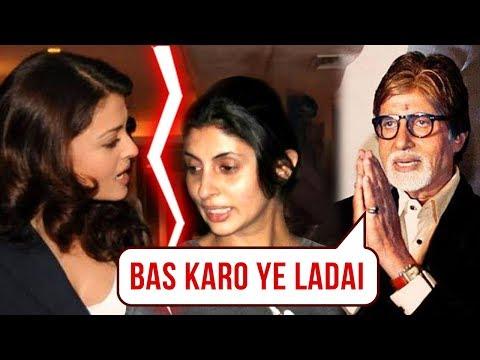 Bachchan Family Falls Apart | Cold War Between Ais