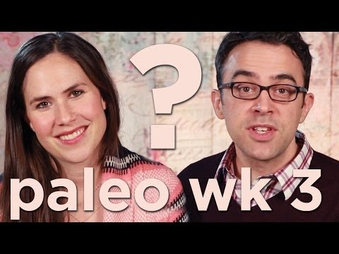 Week 3 on the Paleo Diet – Who Cheated?!?