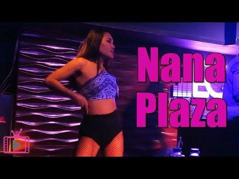 Download Nana Plaza + EQ Late Night Club, Bangkok Thailand 🇹🇭 HD Mp4 3GP Video and MP3