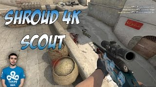 After losing the first pistol round to Fnatic, Shroud forces up a scout that leads up to a 4k winning the crucial round for his team during the Grand Finals of the ESL ESEA Pro League.See shroud live at: http://www.twitch.tv/meclipseHopefully you enjoyed this great highlight. Thank you for watching and subscribe for more CS:GO content.