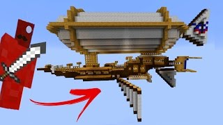 A Minecraft Clay Soldiers Mod Battle with Zeppelins and a Working Airship!Intro Song: The Eden Project - Circles (MNG Remix)Mod Link: https://www.skydaz.com/clay-soldiers-mod-installer-for-minecraft/