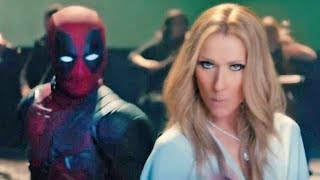 Deadpool Teams Up With Celine Dion in New 'Ashes' Music Video