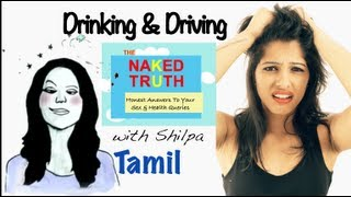 Drinking Alcohol And Driving - Tamil
