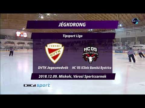 31.forduló: DVTK Jegesmedvék - HC'05 Banská Bystrica 1-0