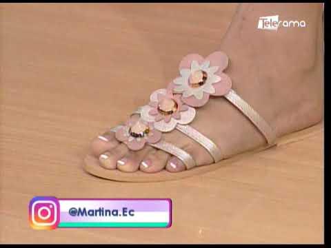 Tendencias en calzado de playa
