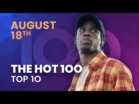 Early Release! Billboard Hot 100 Top 10 August 18th 2018 Countdown | Official